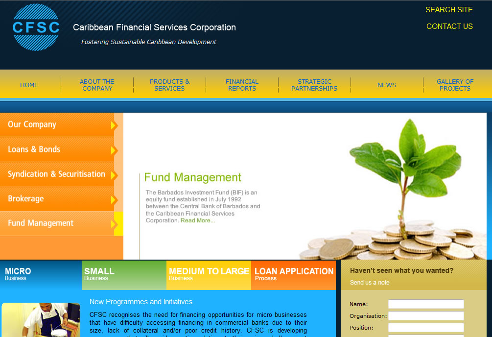 Caribbean Financial Services Corporation